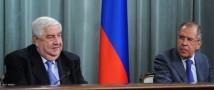 Лавров пообещал Сирии поддержку обороноспособности