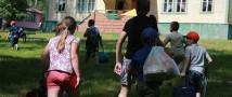 Дети остались без лагеря