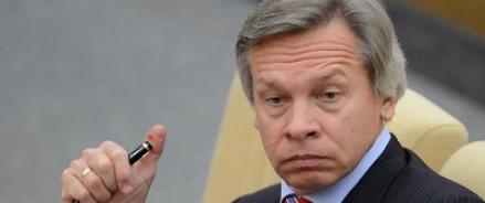 Пушков предупредил, что новые санкции против России не помогут Украине