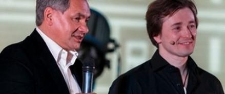 Безруков получил от Шойгу предложение создать совместный театральный проект