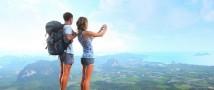 Количество иностранных туристов в России увеличилось на 5%