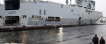 Франция частично поделилась с РФ технологиями создания «Мистралей»