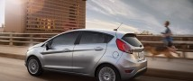 В России запустили производство Ford Fiesta