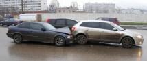 Начиная с первого июля, водители будут обязаны сами убирать машины с проезжей части при ДТП