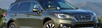 В России стартовали продажи нового Subaru Outback