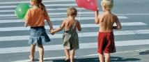 Светящиеся и трезвые российские пешеходы