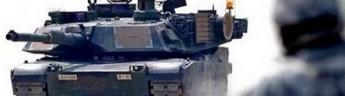 Латвия готова разместить в Адажи американскую военную технику