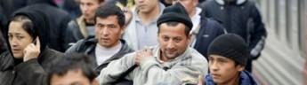 Англия страдает от безудержного потока мигрантов