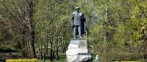 Борьба с памятниками в Вильнюсе