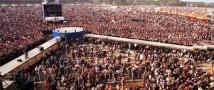 Рок-фестиваль «Нашествие-2015» стал самым массовым за всю свою историю
