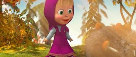 Российская «Маша» станет классикой мультипликации в скором будущем
