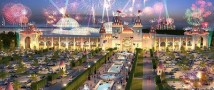 В Нагатинской пойме будет построен детский парк развлечений DreamWorks