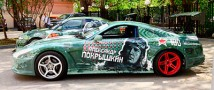Патриотическое автомобильное турне «Спасибо за Победу» завершится в Санкт-Петербурге