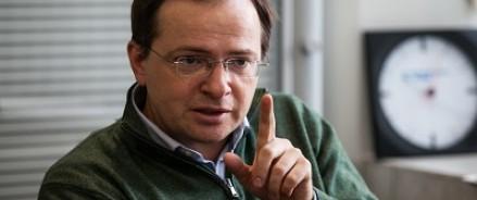 Мединский и Калягин будут вместе реформировать «Золотую Маску»