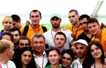 Молодежь России и Азербайджана чтит память о великой Победе