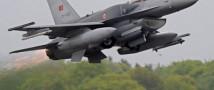«Исламское государство» в Сирии было атаковано военно-воздушными силами Турции