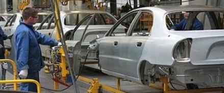 В России на четверть сократились объемы производства авто