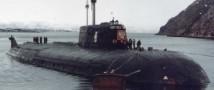В России почтят память погибших 15 лет назад моряков подлодки «Курск»