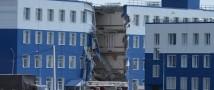 Следствие назвало причину обрушения казармы в Омске