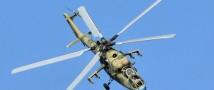 Ведется поиск «черных ящиков» из МИ-28Н («Ночной охотник»)