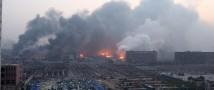 Число жертв взрыва в Тяньцзине достигло 114 человек
