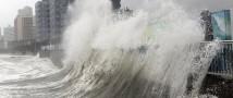 Тайфун «Гони» заставил власти и жителей Приморья подготовиться