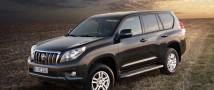 Toyota отказалась от производства внедорожников в России