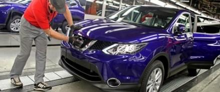 В октябре текущего года на территории Российской Федерации запустят производство Nissan Qashqai