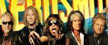 Aerosmith дадут бесплатный концерт в Москве