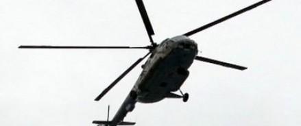 Водолазы отыскали «черные ящики» вертолета Ми-8, упавшего в Охотское море