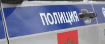 В Москве полицейский сбил подростка на переходе