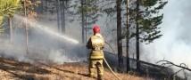 Площадь пожаров в Бурятии распространилась более, чем на 150 тысяч гектаров