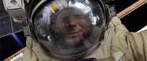 Супер-космическое селфи сделал Геннадий Падалка