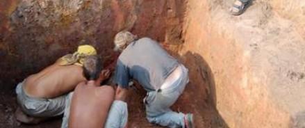 Археологические находки в Челябинске