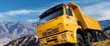 МЧС получило от КАМАЗА партию грузовиков