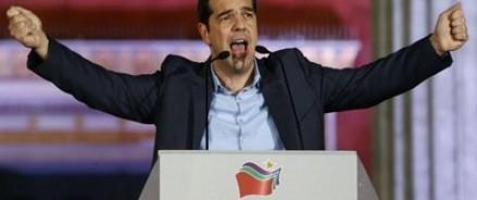 Выборы в Греции закончились победой СИРИЗА
