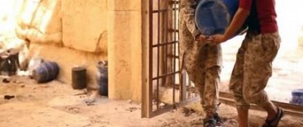 Еще одна культурная памятка античной Пальмиры разрушена боевиками ИГ