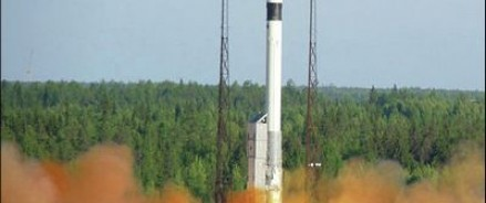 С космодрома в Плесецке стартовал «Рокот»