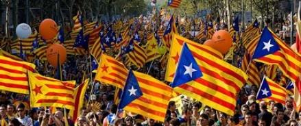Сторонники независимости Каталонии стали фаворитами парламентских выборов