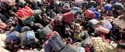 Несколько тысяч террористов ИГИЛ проникли на территорию Европы под видом беженцев