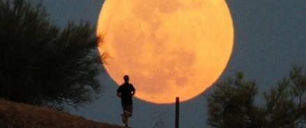 В конце текущего месяца все люди смогут увидеть полное затмение «суперлуны»