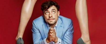 Мужской журнал GQ назвал артиста Евгения Цыганова «Человеком года»