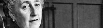 Самым популярным произведением Агаты Кристи признали «Десять негритят»