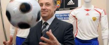 Виталий Мутко получил пост президента Российского Футбольного Союза