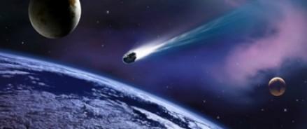 На Бангкок упал крупный метеорит