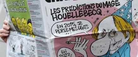 Charlie Hebdo присудили премию M100 Media Award