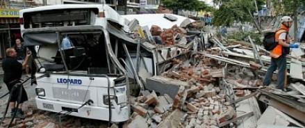 Мощное землетрясение в Чили – есть угроза цунами