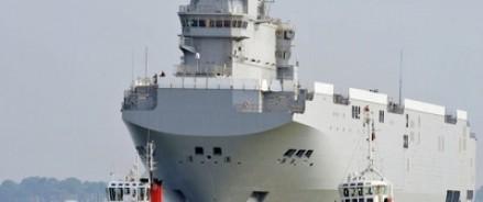 Париж сообщил сумму компенсации по «Мистралям»