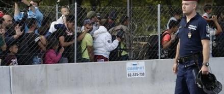 Венгерско-сербская граница для мигрантов закрыта