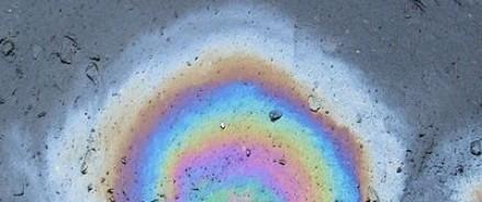 На реке Лена были обнаружены пятна нефти